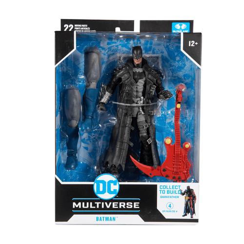 DC McFarlane Multiverse Build Darkfather Batman