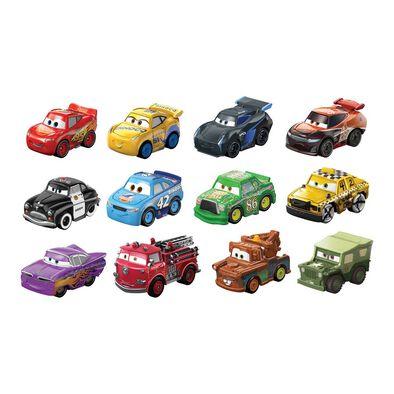 Disney Pixar Cars Mini Racers - Assorted