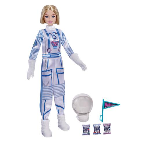 Barbie Space Barbie Astronaut Doll