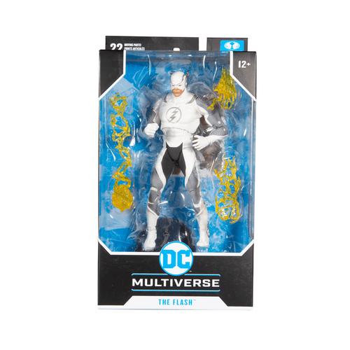 DC McFarlane Multiverse Gaming 7 Inch Figure The Flash