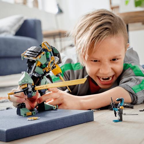 LEGO Ninjago Lloyd's Hydro Mech 71750