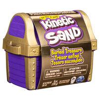 Kinetic Sand Hidden Treasure