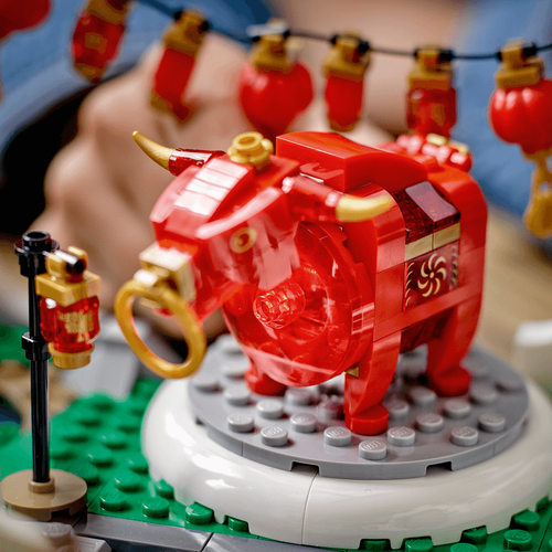 LEGO Chinese Festivals Spring Lantern Festival 80107