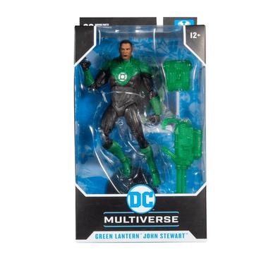 DC McFarlane Multiverse Green Lantern John Stewart