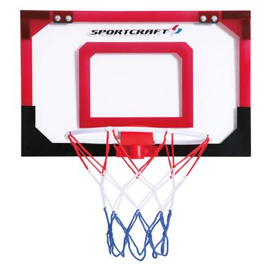 E-Jet Over The Door Basketball Set