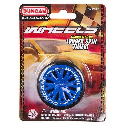 Duncan Yo Yo Transaxle Long-Spin Wheels Beginner Yo Yo - Assorted