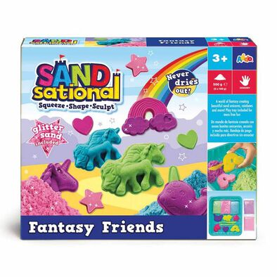 Sandsational Fantasy Friends