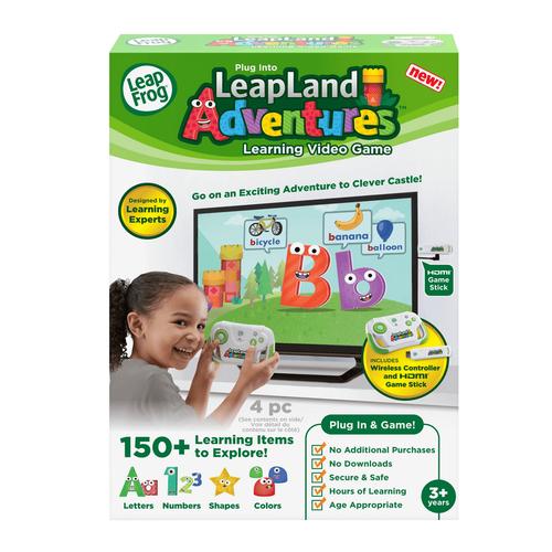 LeapFrog LeapLand Adventures