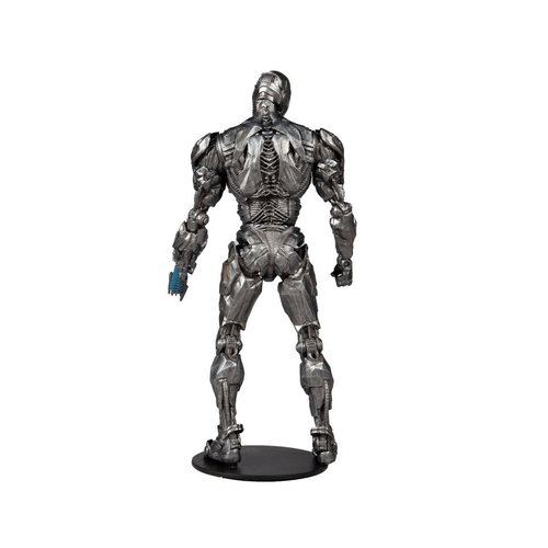 DC Multiverse Justice League Movie 7 Inch Figure Cyborg With Face Shield