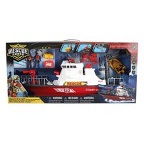 Rescue Force Mega Fire Boat Playset