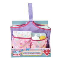 Baby Blush Baby's On-The-Go Tote Bag