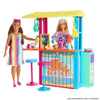 Barbie Loves The Ocean Beach Shack