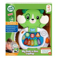 LeapFrog My Peek-a-Boo LapPup Scout