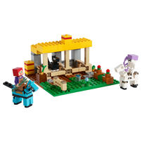 LEGO Minecraft The Horse Stable 21171