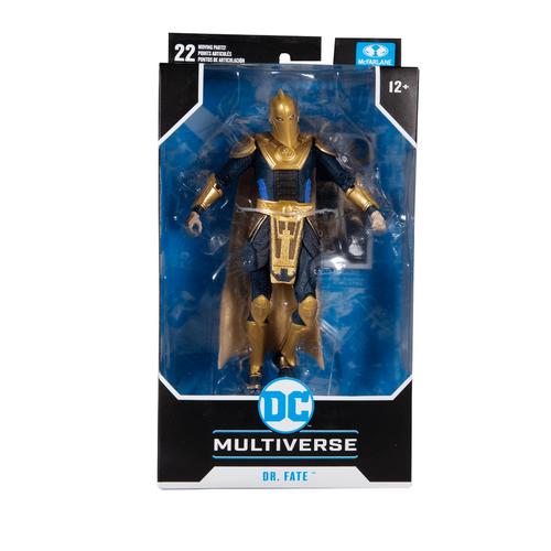 DC McFarlane Multiverse Gaming 7 Inch Figure Dr. Fate
