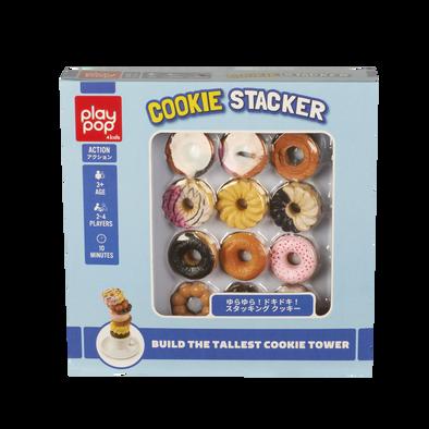Play Pop Cookie Stacker