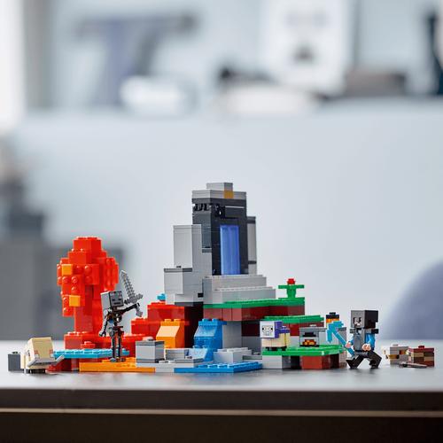 LEGO Minecraft The Ruined Portal 21172