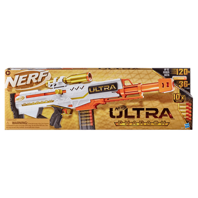 NERF Ultra Pharaoh Blaster