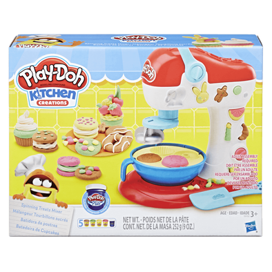 Play-Doh Kitchen Creations Spinning Treats Mixer